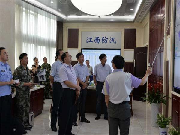 江西省水利厅关于开展全省水利水电工程施工