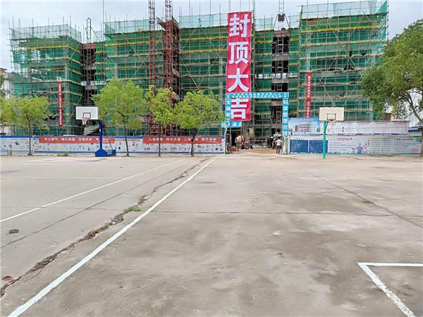 赣县区沙地中学教学楼
