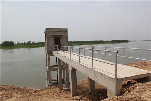 南昌鄱阳湖区二期防洪工程第六个单项蒋巷联