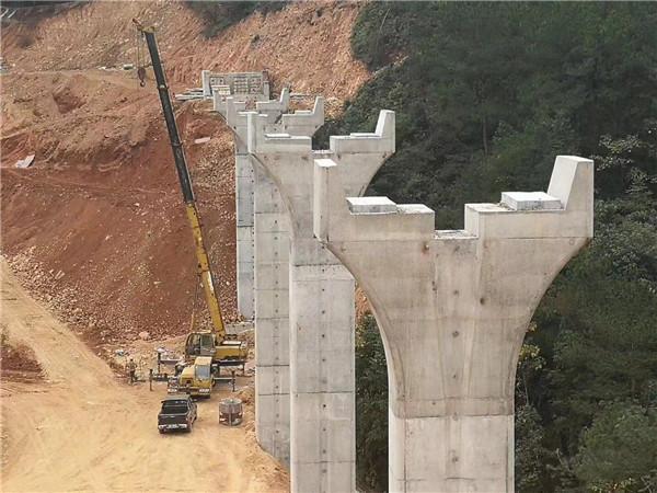 谷山-同年寨森林公园绿道项目设计施工总承