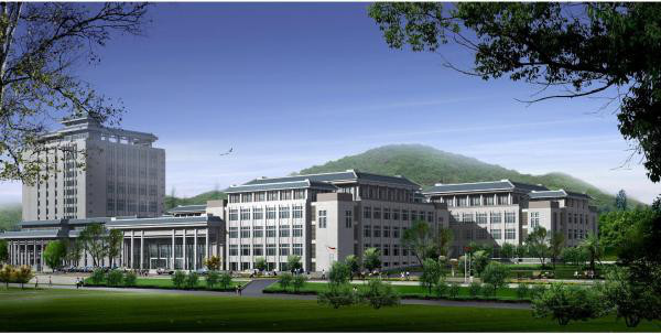 武汉大学物理学院旧楼改造工程(